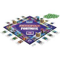 Hasbro Monopoly Fortnite společenská hra ANJ 2