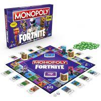 Hasbro Monopoly Fortnite společenská hra ANJ 3