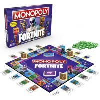 Hasbro Monopoly Fortnite společenská hra ANJ 4
