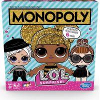 Hasbro Monopoly L.O.L. Suprise ENG