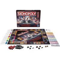 Hasbro Monopoly Stranger Things CZ verzia