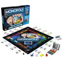 Hasbro Monopoly Super Elektronické Bankovníctvo CZ verzia
