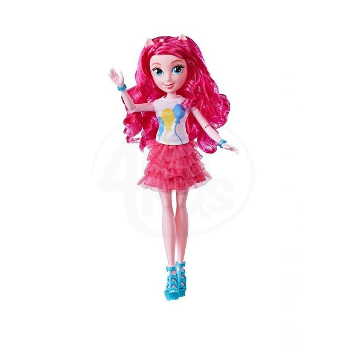 Hasbro My Little Pony Equestria Girls panenka I Pinkie Pie