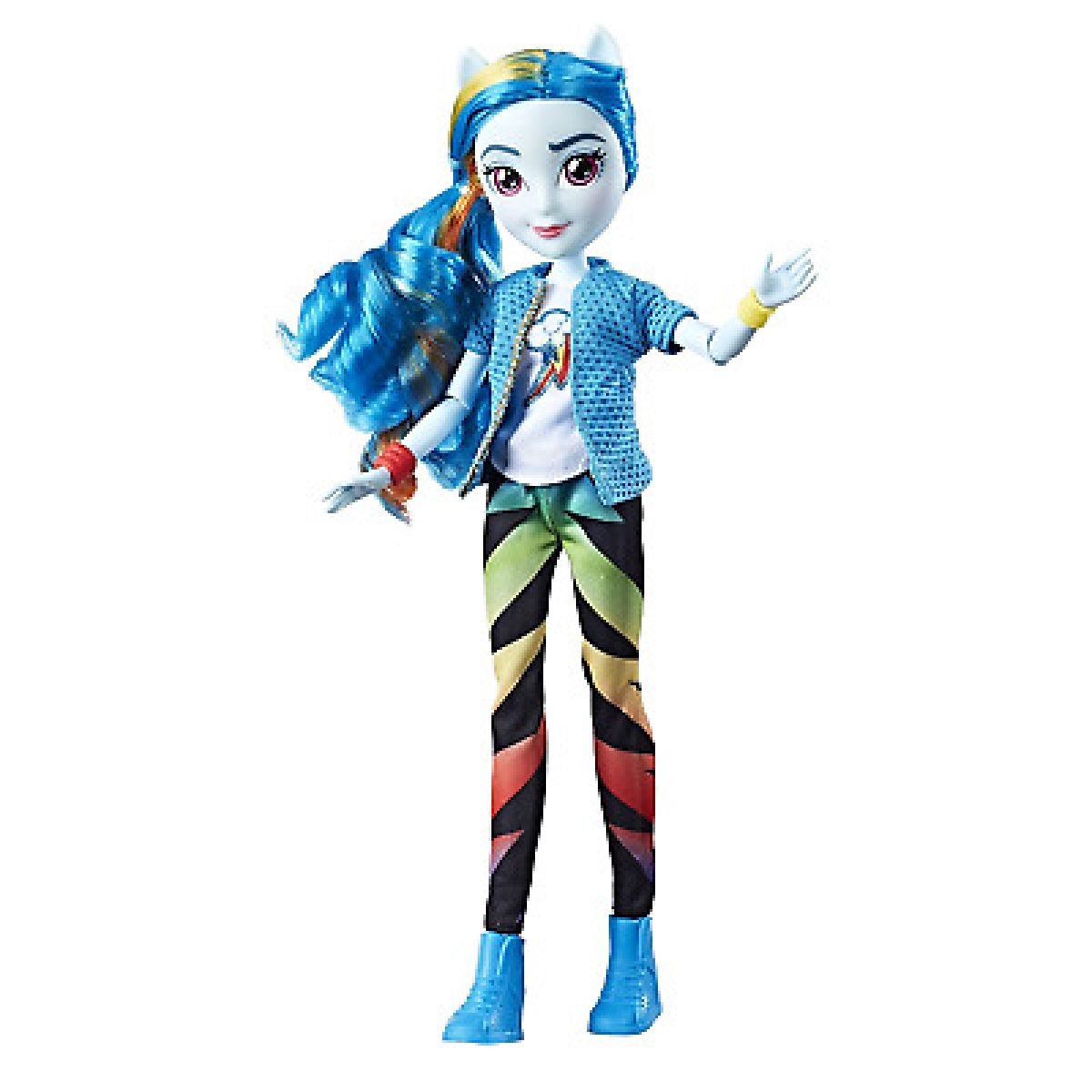 Hasbro My Little Pony Equestria Girls panenka II Rainbow Dash