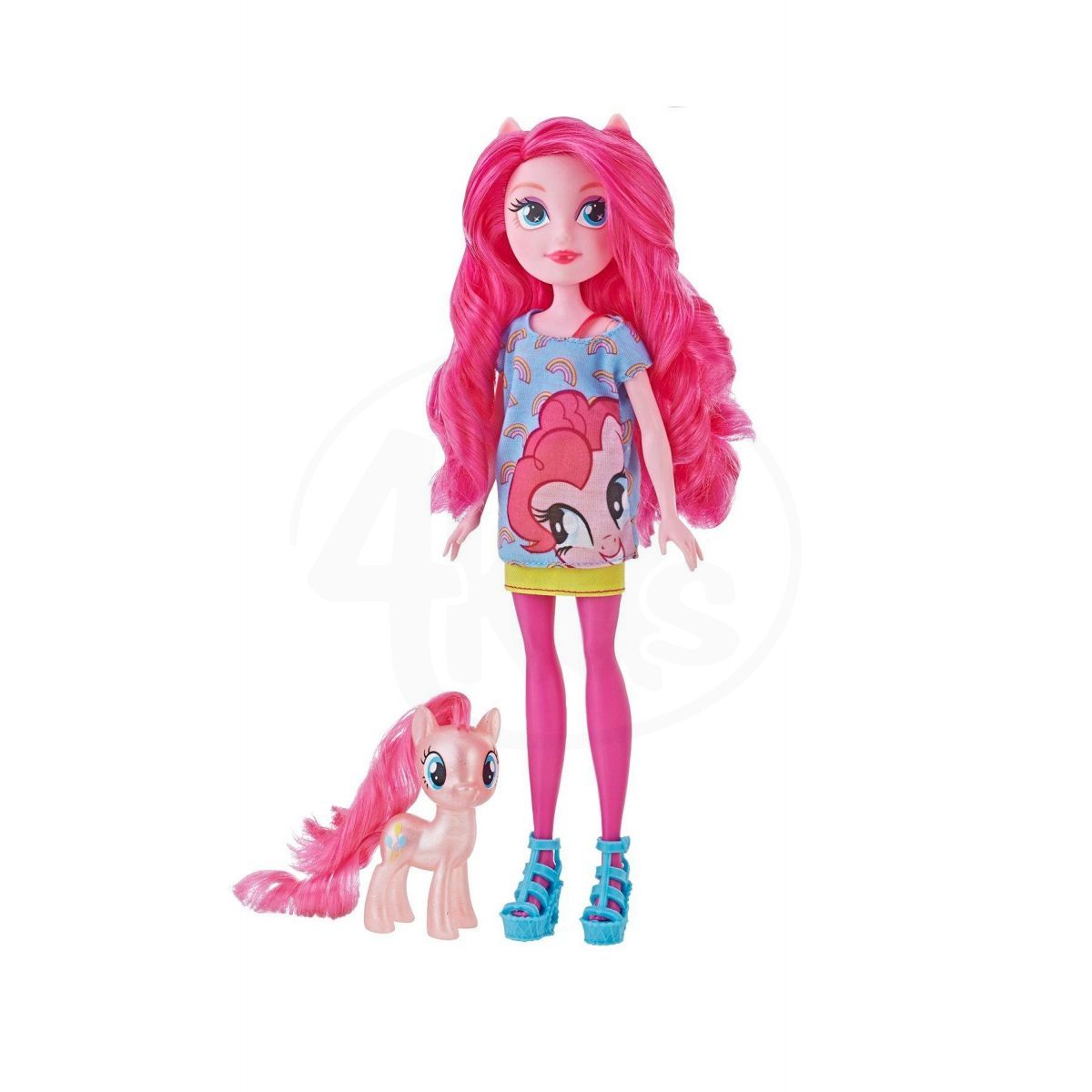 Hasbro My Little Pony MLP Panenka s poníkem Pinkie Pie