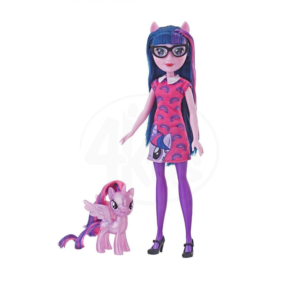 Hasbro My Little Pony MLP Panenka s poníkem Twilight Sparkle