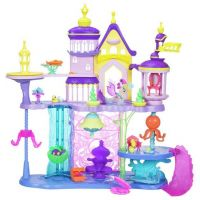 Hasbro My Little Pony Movie Canterlot Seaquestria Castle