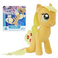 Hasbro My Little Pony plyšový poník s potiskem hřívy 12 cm Applejack Mořský