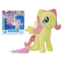 Hasbro My Little Pony plyšový poník s potiskem hřívy 12 cm Fluttershy Mořský