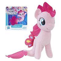 Hasbro My Little Pony plyšový poník s potiskem hřívy 12 cm Pinkie Pie Mořský