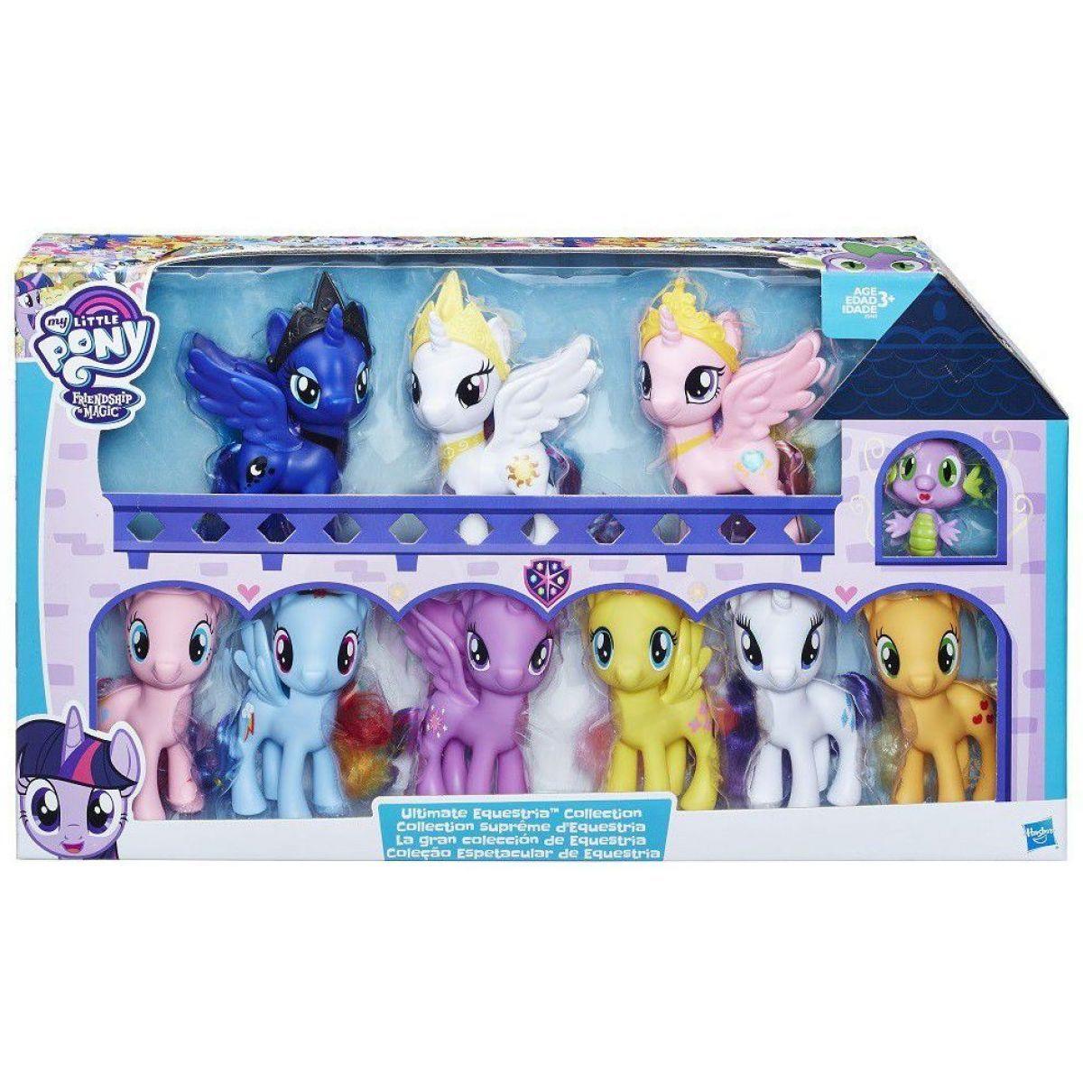 Hasbro My Little Pony Speciální kolekce 9 poníků