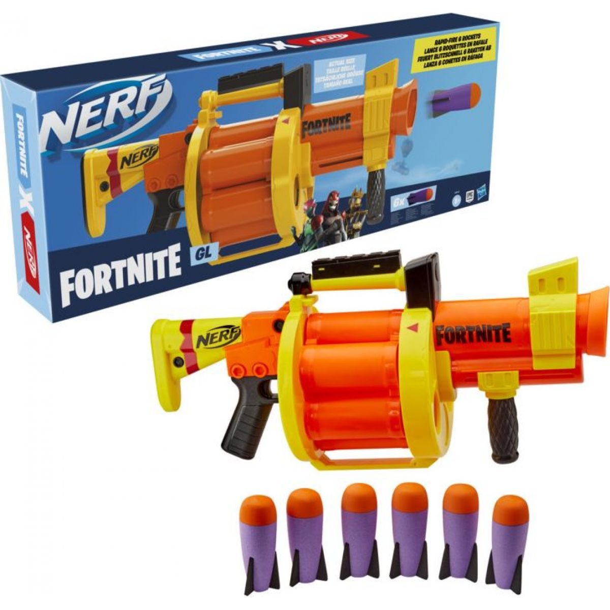 Hasbro Nerf Fortnite GL