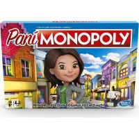 Hasbro Paní Monopoly CZ