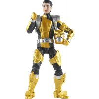 Hasbro Power Rangers 15 cm figurka s výměnnou hlavou Beast Morphers Gold Ranger 4