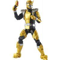 Hasbro Power Rangers 15 cm figurka s výměnnou hlavou Beast Morphers Gold Ranger 5