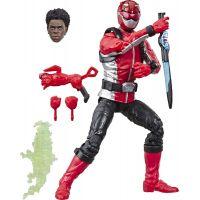 Hasbro Power Rangers 15 cm figurka s výměnnou hlavou Beast Morphers Red Ranger