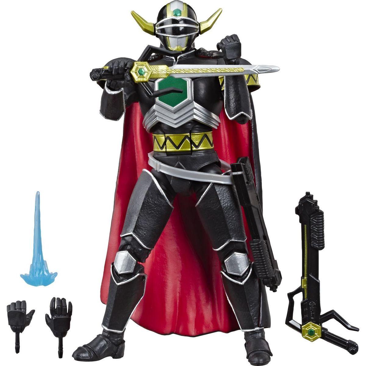 Hasbro Power Rangers 15 cm figurka s výměnnou hlavou Lost Galaxy Magna Defender HASBRO
