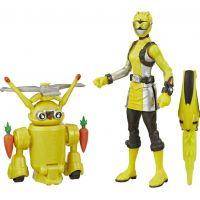 Hasbro Power Rangers 15 cm akční figurka Beastbot Yellow Ranger