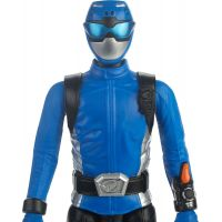 Hasbro Power Rangers 30 cm akční figurka Blue Ranger 4