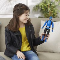 Hasbro Power Rangers 30 cm akční figurka Blue Ranger 5