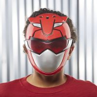 Hasbro Power Rangers Maska červená 2