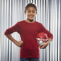 Hasbro Power Rangers Maska červená 3