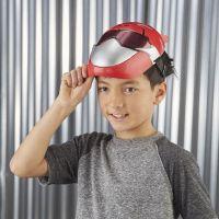 Hasbro Power Rangers Maska červená 6