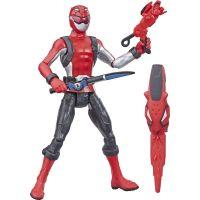 Hasbro Power Rangers Základní 15 cm figurka Red Ranger