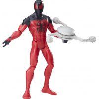 Hasbro Spider-man 15 cm figurky s doplňkem Scarlet Spider
