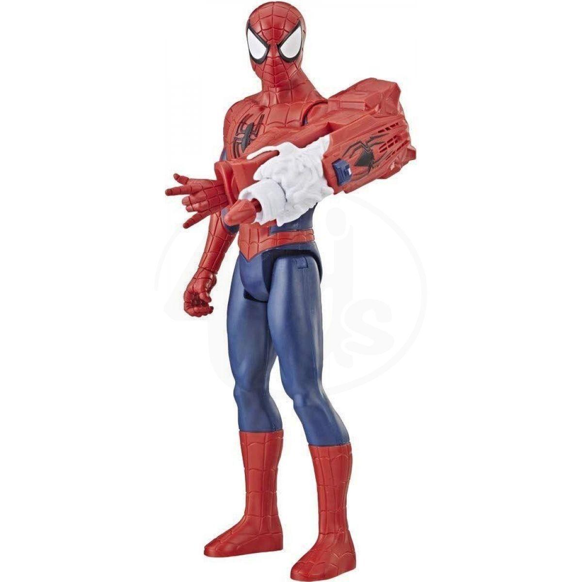 Hasbro Spider-man 30 cm mluvící figurka FX