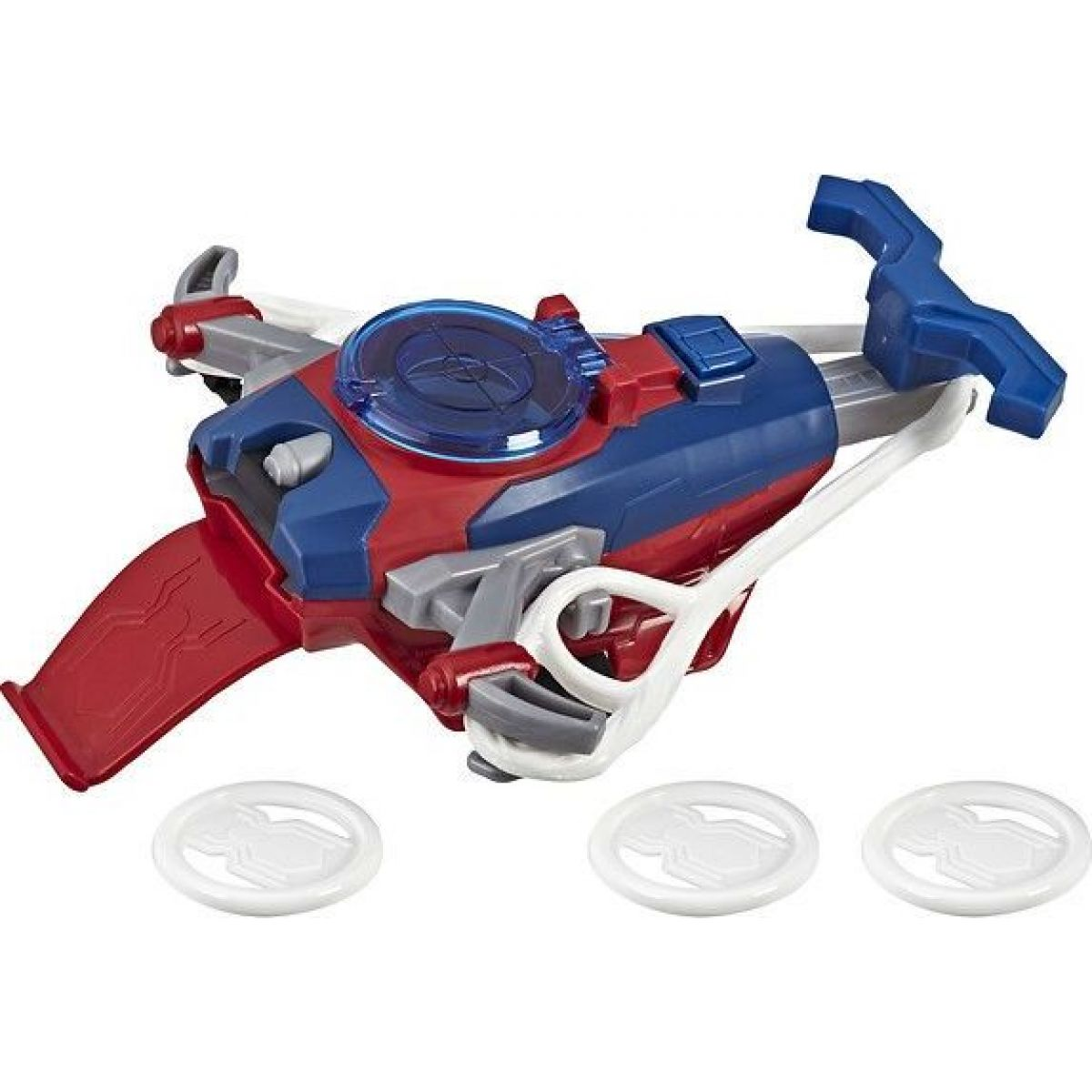 Hasbro Spider-man Náplně pavučiny Disc Slinger