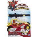 Hasbro Spiderman Akční figurka s vozidlem - Iron Spider 2