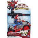 Hasbro Spiderman Akční figurka s vozidlem - Spiderman čtyřkolka 2