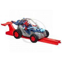 Spiderman akční vystřelovací vozidla - Turbo Cruiser 2