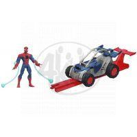 Spiderman akční vystřelovací vozidla - Turbo Cruiser 3