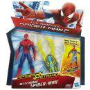 Hasbro Spiderman figurka se speciálními akčními doplňky - Spiderman A5702 2