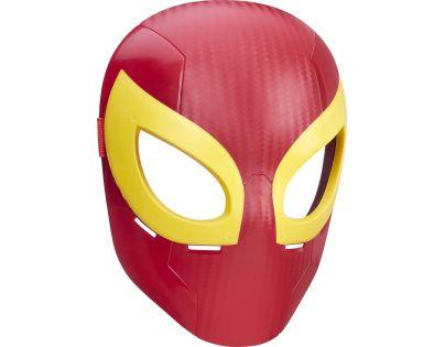 Hasbro Spiderman Hero Maska - Iron Spider