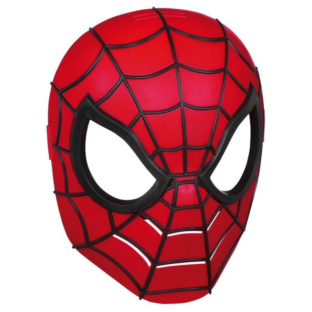 Spiderman základní maska Hasbro