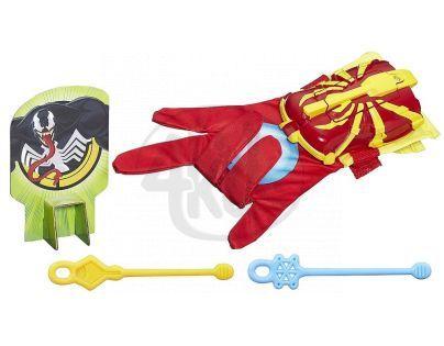 Hasbro Spiderman Rukavice - Iron Spiderman