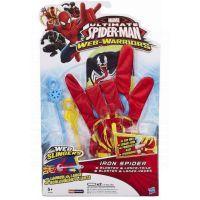 Hasbro Spiderman Rukavice - Iron Spiderman 4