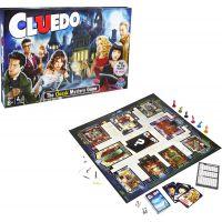 Hasbro Společenská detektivní hra Cluedo 3