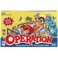 Hasbro Společenská hra Operace