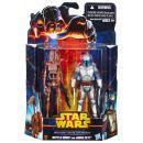 Hasbro Star Wars akční figurky 2ks - Battle Droid a Jango Fett 2