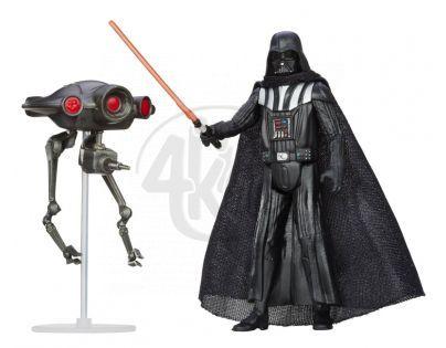 Hasbro Star Wars akční figurky 2ks - Darth Vader a Seeker Droid