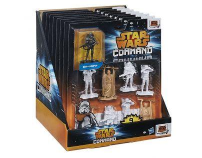 Hasbro Star Wars Command Figurky vesmírných hrdinů a vůdců