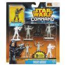 Hasbro Star Wars Command Figurky vesmírných hrdinů a vůdců 5