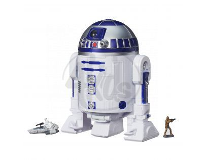 Hasbro Star Wars Epizoda 7 Akční hrací set - R2-D2