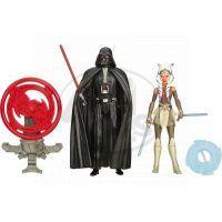 Hasbro Star Wars Epizoda 7 Dvojbalení figurek - Darth Vader a Ahsoka Tano