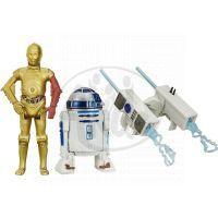 Hasbro Star Wars Epizoda 7 Dvojbalení figurek - R2-D2 a C-3PO
