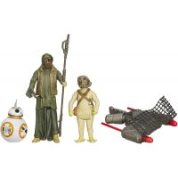 Hasbro Star Wars Epizoda 7 Dvojbalení figurek - BB-8, Unkar's Thug a Jakku Scavenger